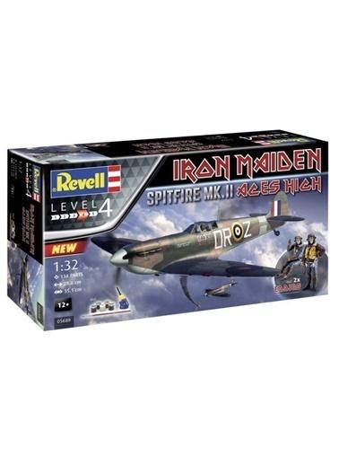 Revell  Maket Gift Set Spitfire Mkıı Iron Maiden Vg05688 Renkli